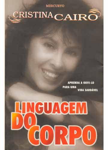 linguagem do corpo - livro de Cristina Cairo