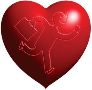 trabalho com amor