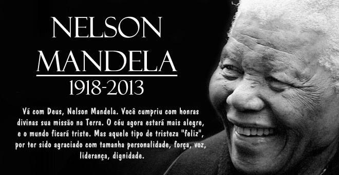 Homenagem A Nelson Mandela Andréa Bertoncel Coaching